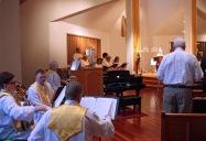 Easter 2016 musicians