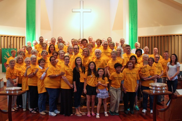 Congregational Photo September 2014