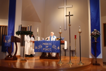 The Sanctuary in Advent