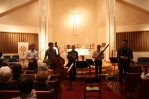 Quintet Group from the Atlantic Chamber Ensemble April 2015