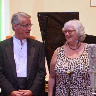 Chuck West and Pamela McClain