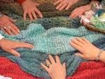 Blessing of prayer shawls