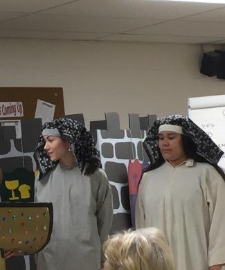 Nuns - Alea and Linda